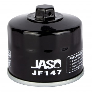 JASO OIL FILTER JF147 - HF147 Racing Type - 17mm Spanner Hex