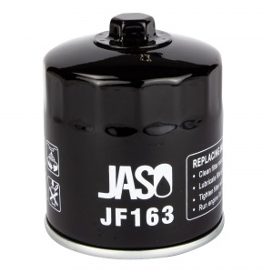 JASO OIL FILTER JF163 - HF163 Racing Type - 17mm Spanner Hex