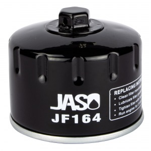 JASO OIL FILTER JF164 - HF164 Racing Type - 17mm Spanner Hex