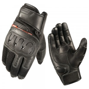 NITRO GLOVES - NG70 BLACK -XXXL