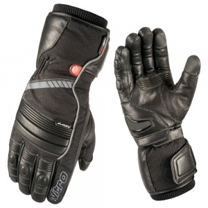 NITRO GLOVES - NG80 BLACK - XXL