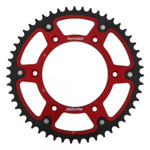 Sprockets Supersprox Stealth Rst-210:51-Red