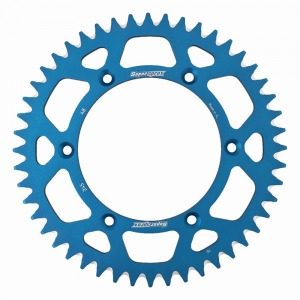 Sprockets Supersprox Alloy MX Ral-245:48-Blu