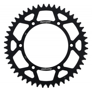 SuperSprox Rear Stealth Alloy MX RAL-245-48-BLK