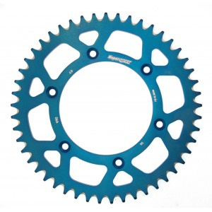 Sprockets Supersprox Alloy MX Ral-460:51-Blu