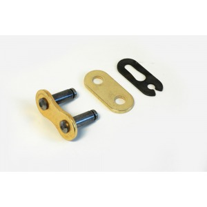 CHAIN RK 520MXU NARROW ENDURO GOLD FJ Clip Link