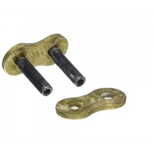 CHAIN RK 520MXU NARROW ENDURO GOLD ZR Rivet Link