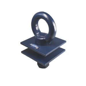Squire Ground Anchor K2 Sold Secure Gold (Concrete in type)