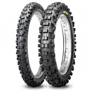 Maxxis MX PRO SI MATCHED TYRE PAIR 80/100-21 and 120/90-19
