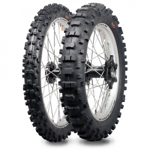 CST Enduro Tyres - Matched Pair 90/90-21 and 140/80-18