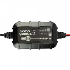 NOCO GENIUS 5A Smart battery charger and maintainer