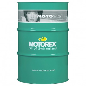 Motorex Four Stroke 4T JASO MA2 (Drum) 5W/40 200L - Semi Synthetic
