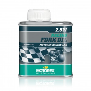 Motorex Racing Fork Oil 3D Response Technology (12) 2.5w 250ml