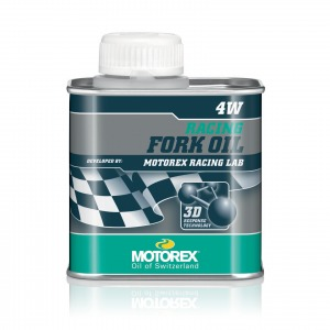 Motorex Racing Fork Oil 3D Response Technology (12) 4w 250ml