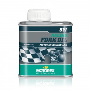 Motorex Racing Fork Oil 3D Response Technology (12) 5w 250ml