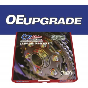 CZ Upgrade Kit BMW F650GS 09-11 with 8mm mounting holes