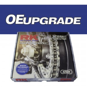 RK Upgrade Kit BMW F650GS 09-11 with 8mm mounting holes