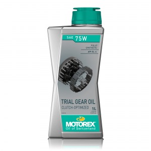 MOTOREX TRIALS GEAR OIL 75 W 1L