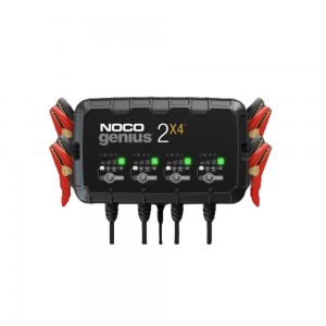 NOCO GENIUS 8A 4-Bank smart battery charger and maintainer