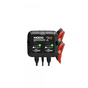 NOCO GENIUS 4A 2-Bank smart battery charger and maintainer
