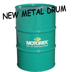Motorex Top Speed 4T Synthetic High Performance JASO MA2 (Drum) 10w/40 60L