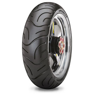 TYRE 170/60-ZR17 72W TOUR SUPERMAXX M6029 REAR