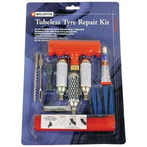 TUBELESS TYRE REPAIR KIT (01010)